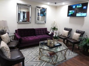 Surgical Office Reception area