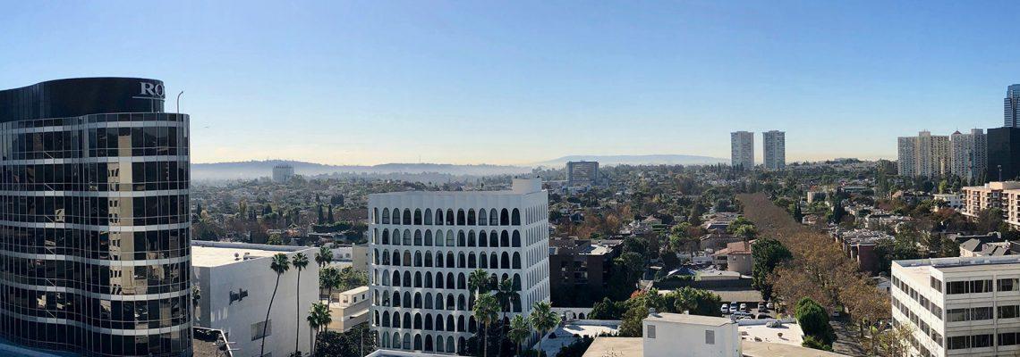 Beverly Hills Skyline